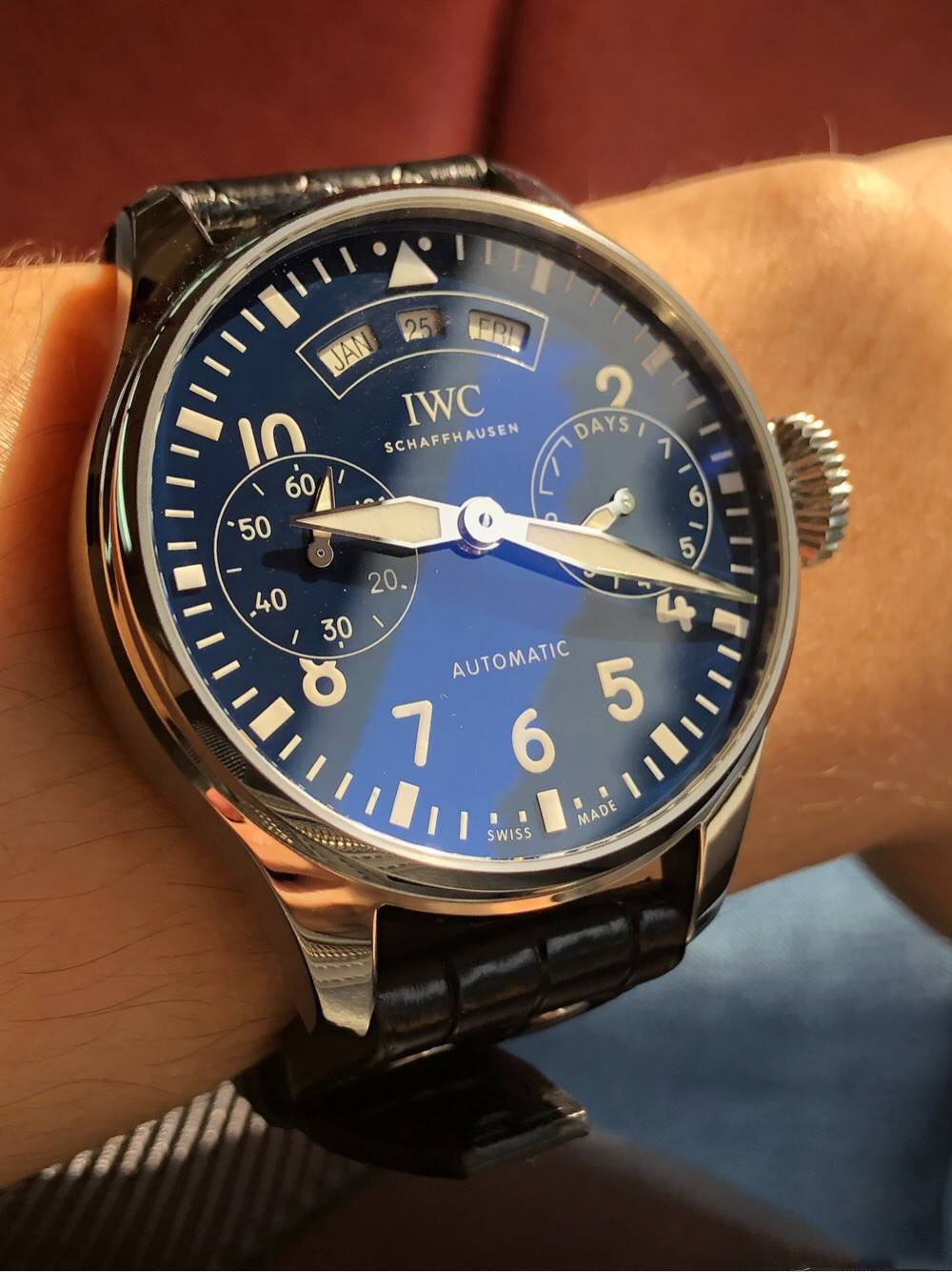 万国手表配件更换