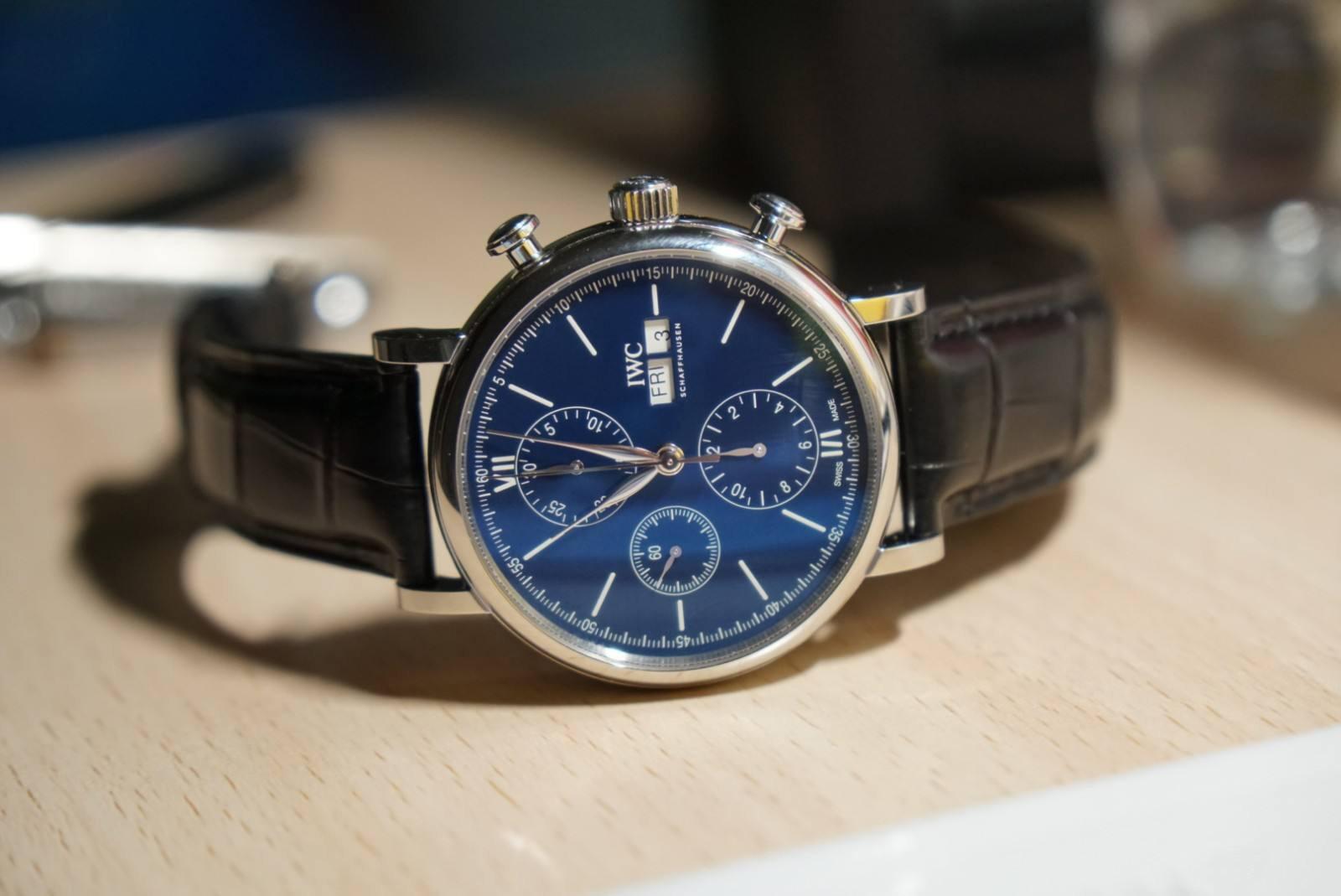 北京万国手表售后教你保养万国手表表带