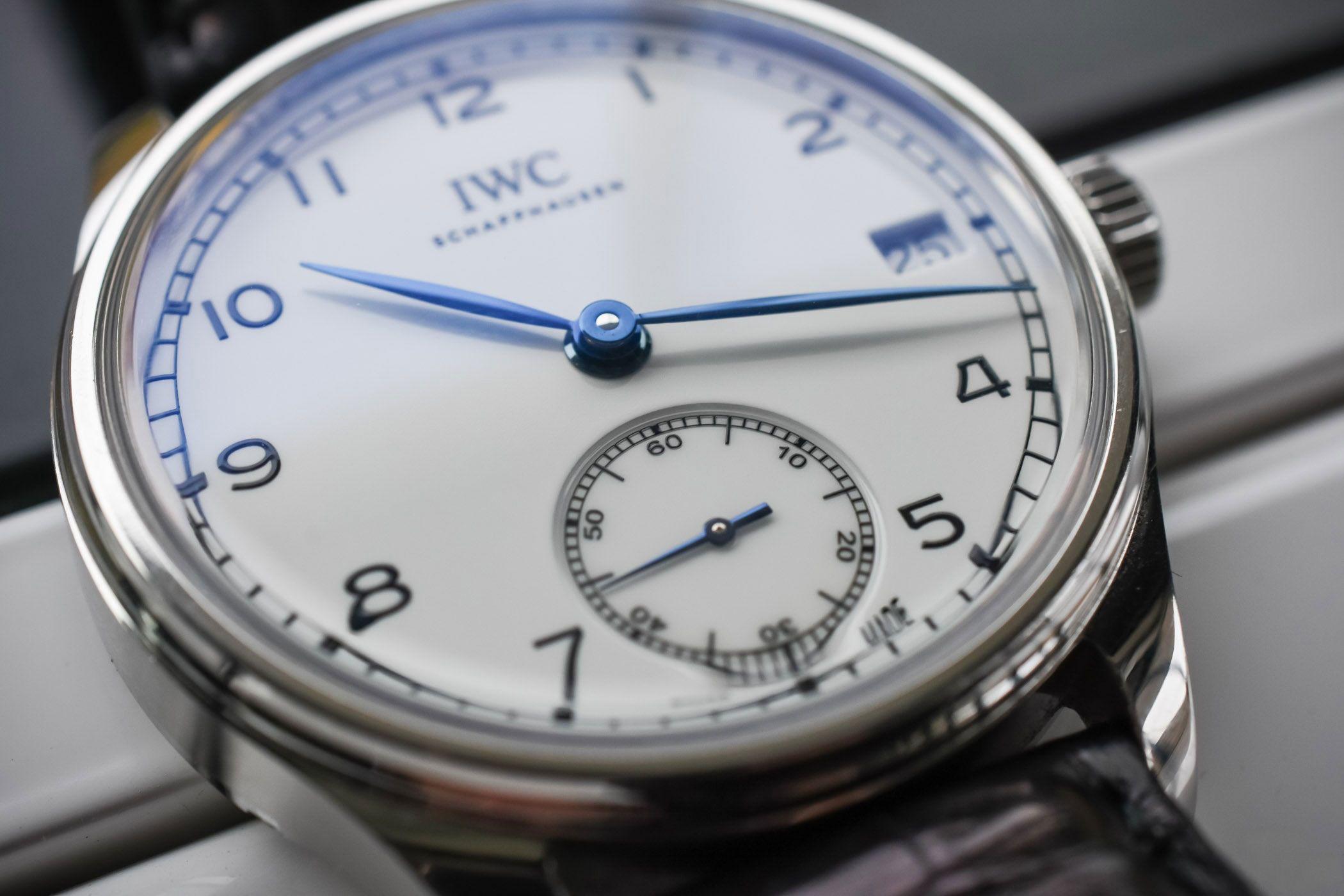 万国手表保养常见问题