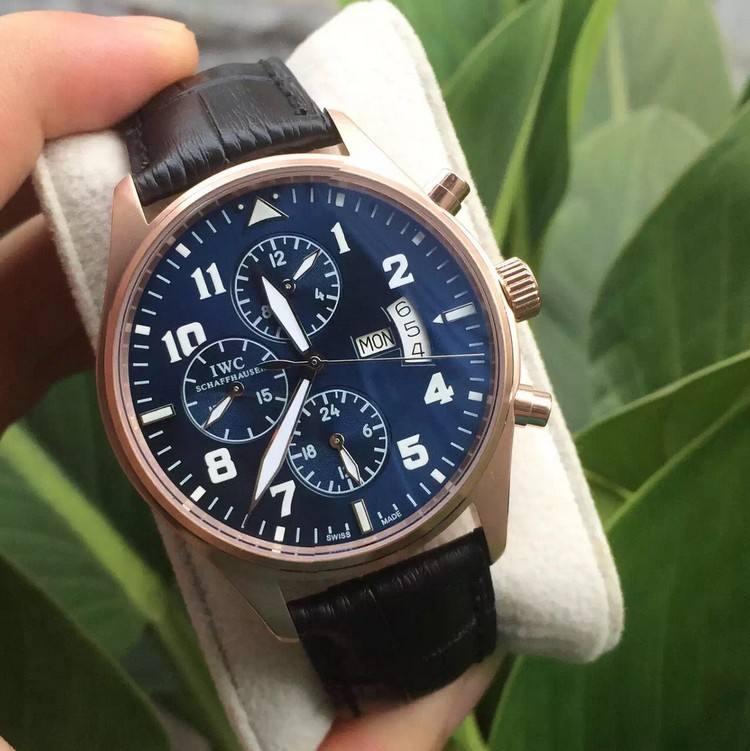 鉴别万国日志型手表的常见问题