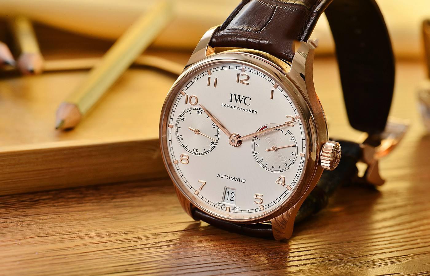 万国日志型手表保养方法