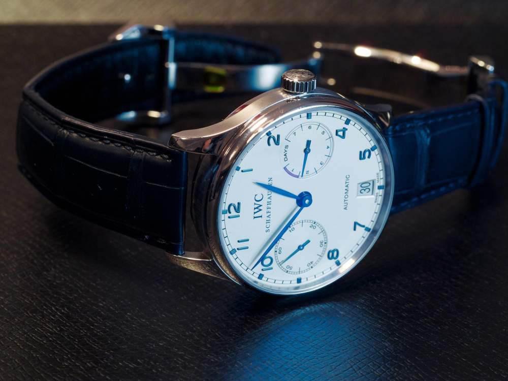 保养IWC手表