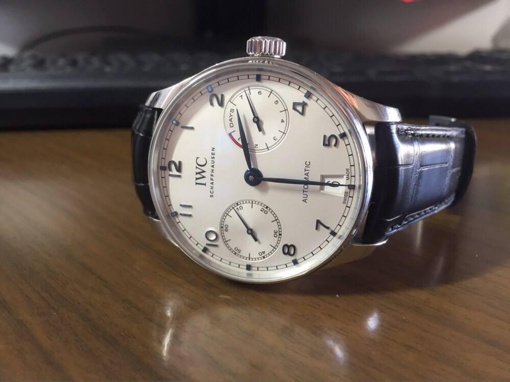 万国手表保养的常见问题